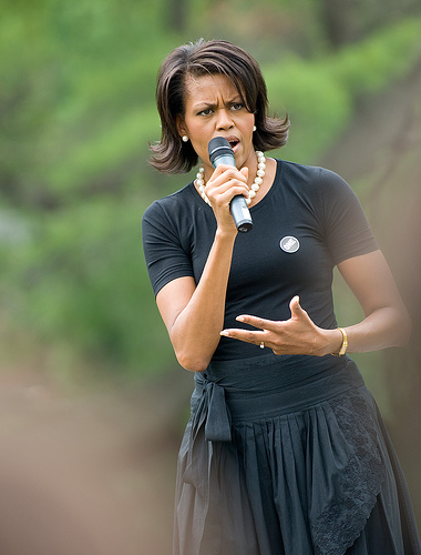 michelle-obama20speaking